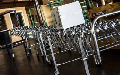 Warehouse Material Handling Equipment: The Essentials