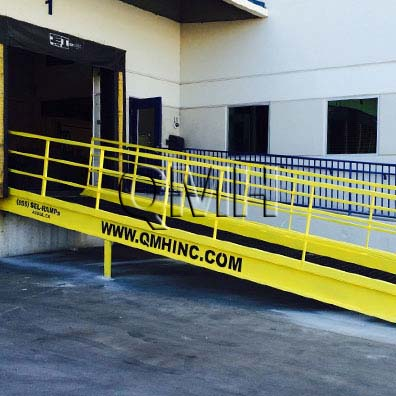 loading dock access ramps