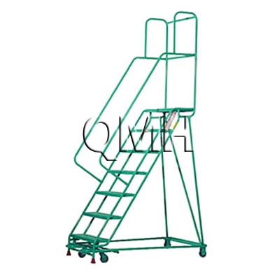 Warehouse-platform-Ladders