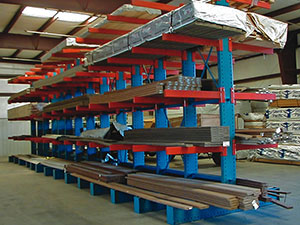 used-cantilever-racks