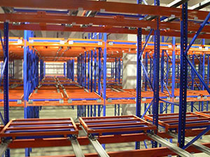 used-pallet-racking