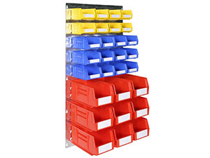 used-storage-bins