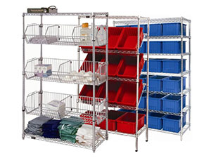 used-wire-shelving