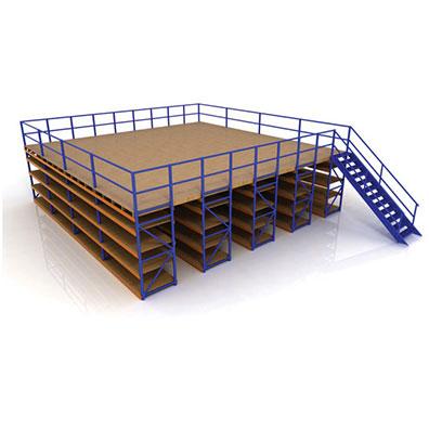 Pallet Rack Platform Warehouse Mezzanines
