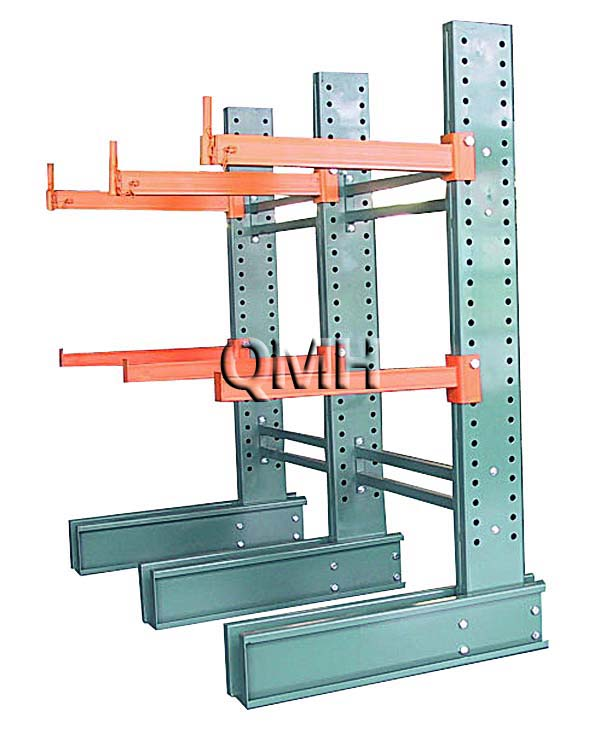 cantilever racking systems qmh inc. Black Bedroom Furniture Sets. Home Design Ideas