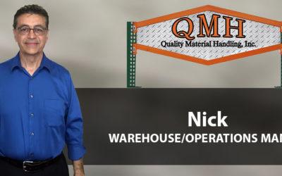 Meet the QMH Family: Nick Grant