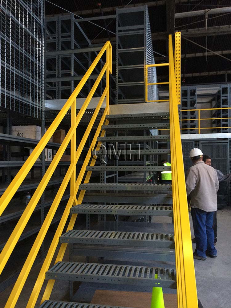 Industrial Catwalk Mezzanines Qmh Inc