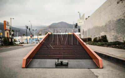 Why Serrated Grating is Important on Yard Ramps