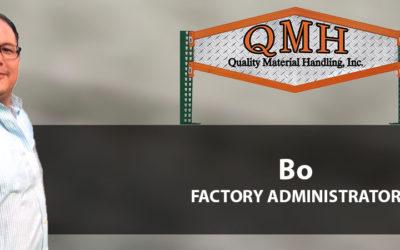 Meet the QMH Family: Bo San Nicolas
