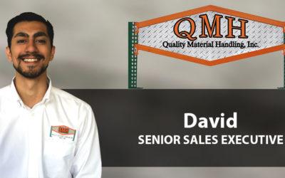 Meet the QMH Family: David