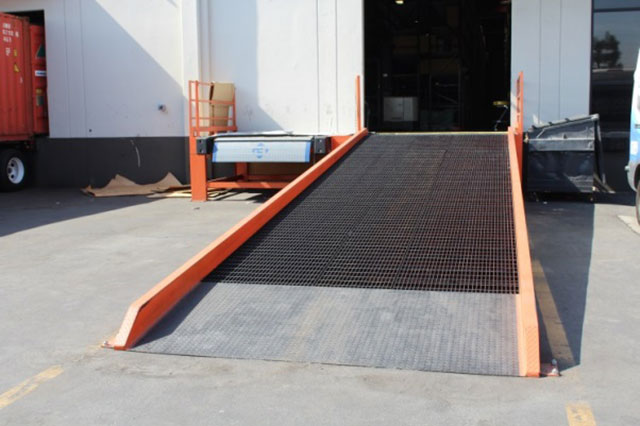 Warehouse Loading Docks Custom Solutions by QMHQMH Inc