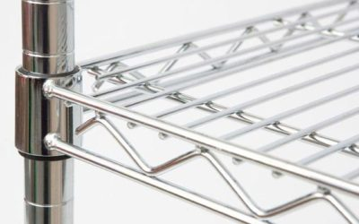 Wire Rack Shelving 101