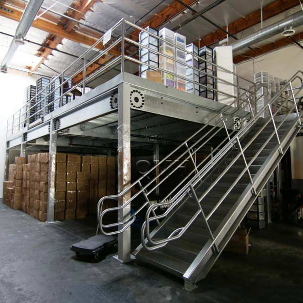 Warehouse Mezzanines in Southern California